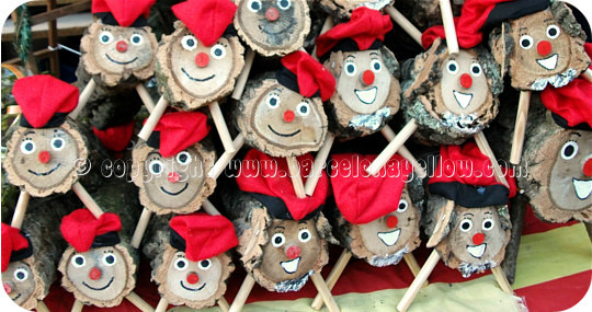 Caga Tio - Tio de Nadal Christmas log