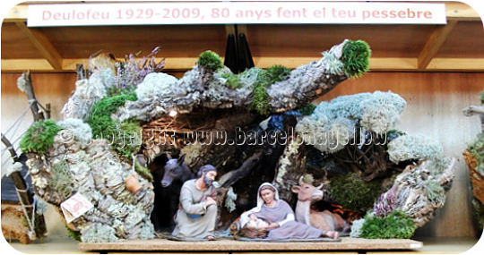 Pessebre nativity scene