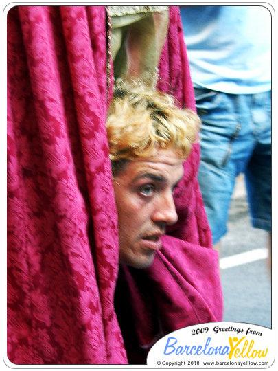 Festa de Gracia 2009