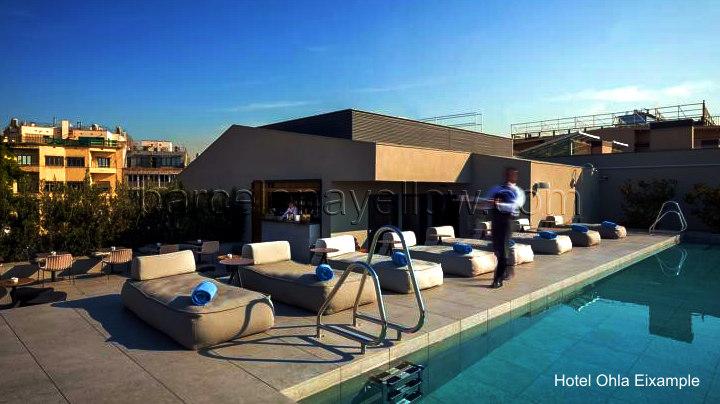 Hotel Ohla Eixample Barcelona