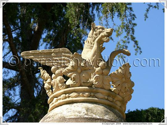 Labyrinth Park Horta Barcelona