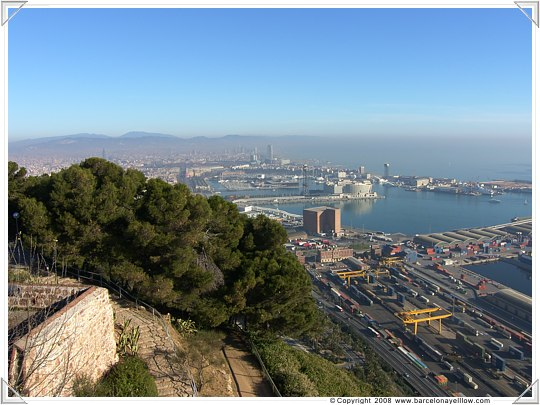 montjuic barcelona how to get there