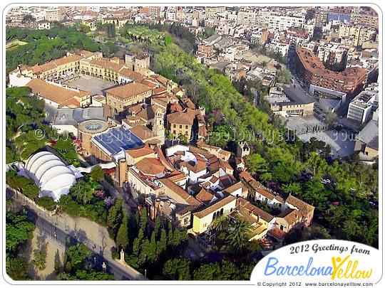 Pobe Espanyol Spanish Village