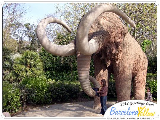 Mammoth Parc de la Ciutadella Barcelona