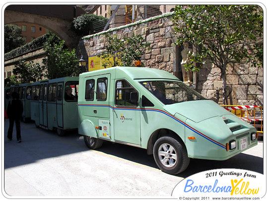 Bus Montserrat monastery