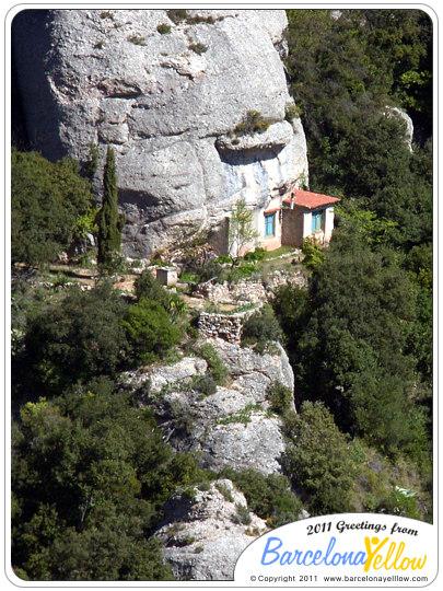 Montserrat cliff house