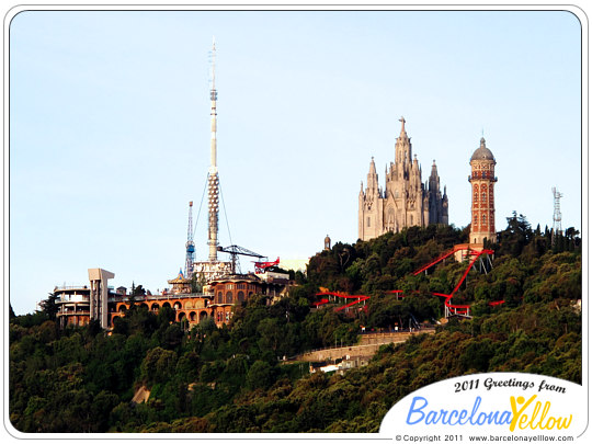 Tibidabo Barcelona