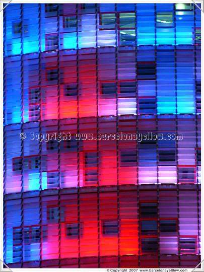 Agbar Tower - Barcelona