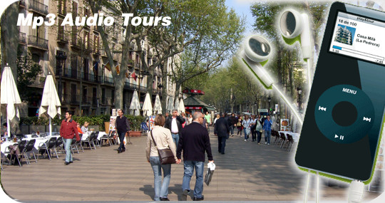 Barcelona Audio Guide Mp3
