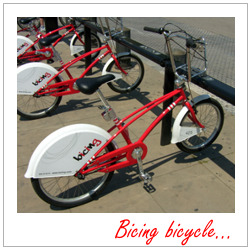 Bicing barcelona - city bikes