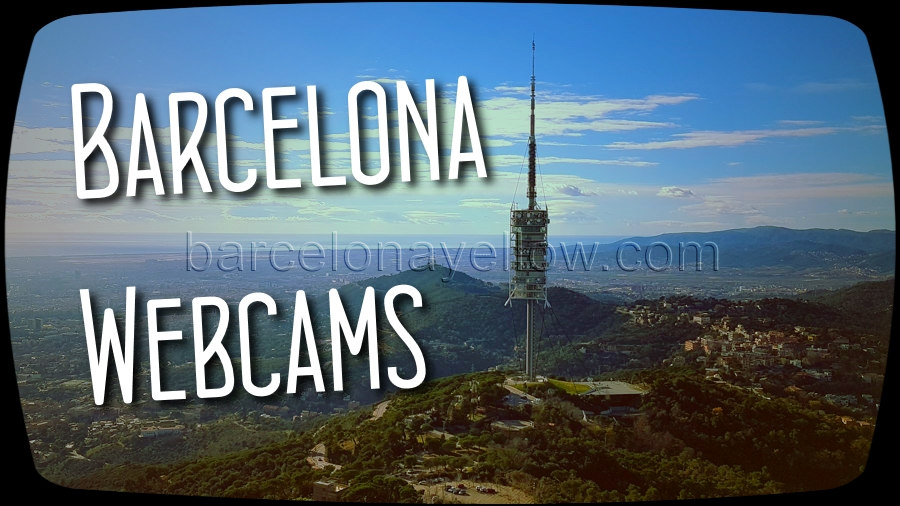 Webcam Barcelona 104