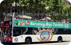 Bus Turistic -  Hop on/ Hop off tours of Barcelona