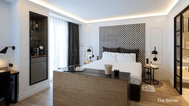 Hotel Serras Barcelona