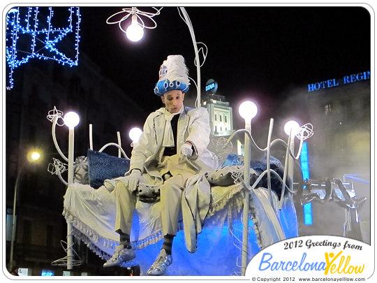 La Cabalgata de Reyes Mag Lari