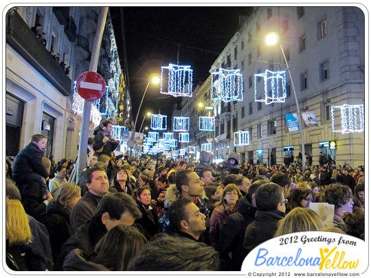Cabalgata de Reyes Barcelona