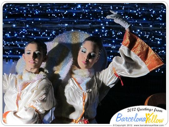 La Cabalgata de Reyes Magos