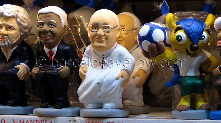 caganer_pope_francis
