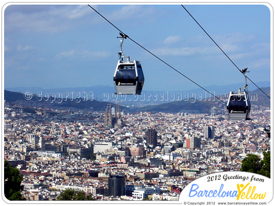 Teleferic de Montjuic
