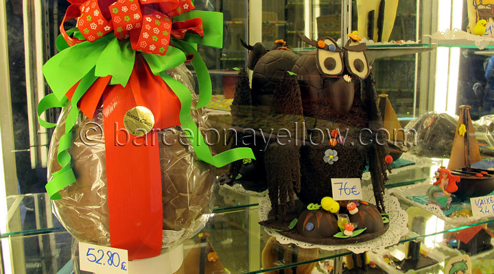 Chocolate Easter Barcelona