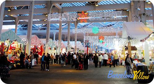 Feria Abril Barcelona