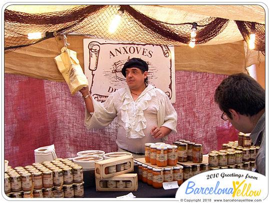 Fira Modernista Barcelona market