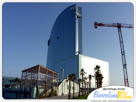 pictures Hotel W Barcelona