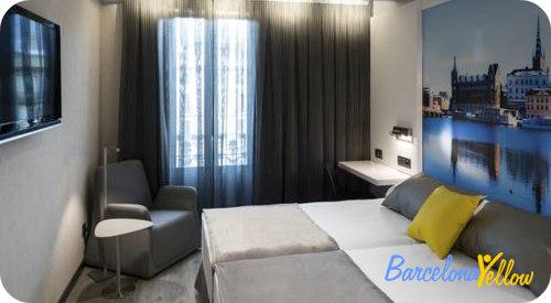 Hotel Vueling Bcn Barcelona