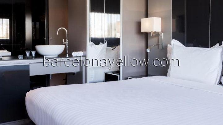 Hotel AC Sants Marriot near Sants station Barcelona