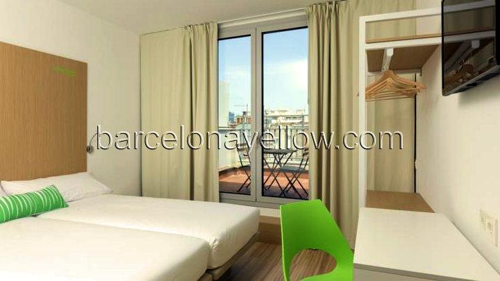 Hotel Smartroom Barcelona