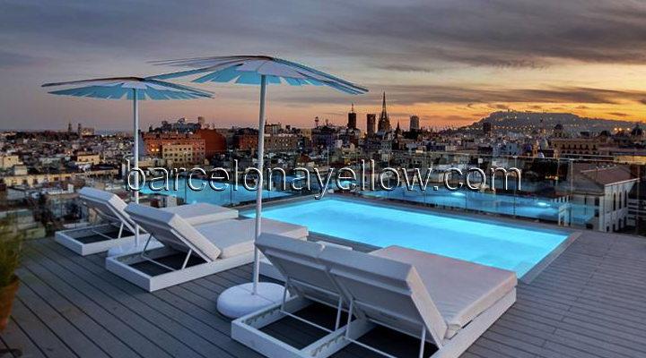 Hotel Yurbban Trafalgar Barcelona