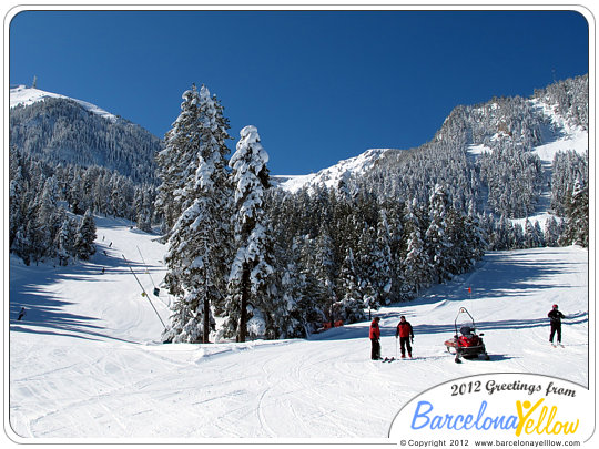 La Masella ski resort
