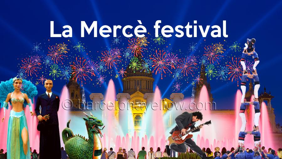 Merce Festival Barcelona 2014