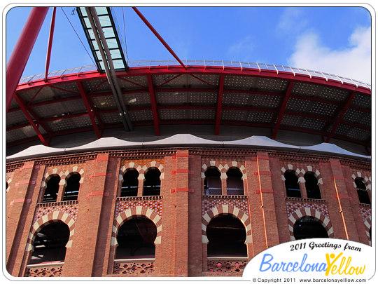 las_arenas_facade