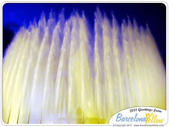 Font Magica Barcelona