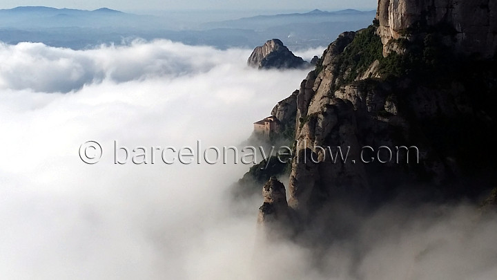 Santa Cova - Montserrat