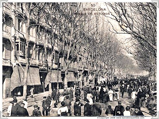 Barcelona 2017 Barcelona Old Photos Amp Postcards