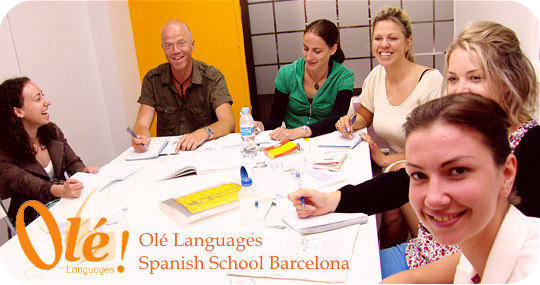 Ole Languages - Spanish Schools Barcelona