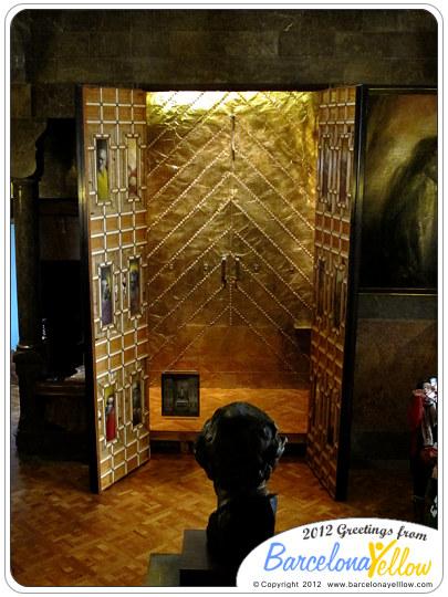 Palau Guell chapel