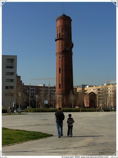 La Torre de las Aguas del Besòs