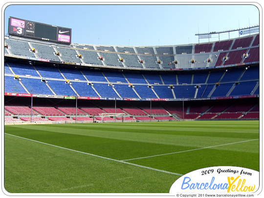 Top ten - nou camp barcelona