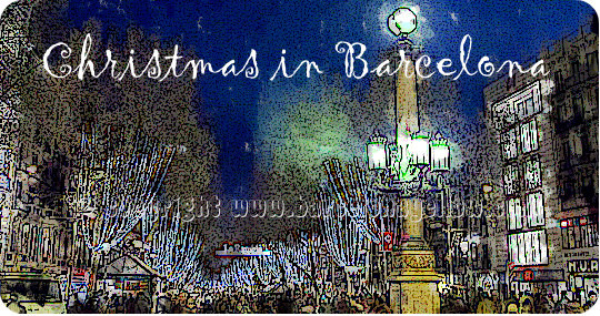 Barcelona Christmas