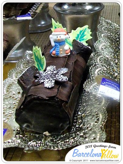Tio Nadal cake