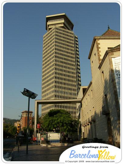 La Rambla Torre de Colom