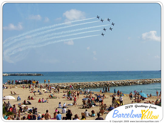 Festa al Cel - Barcelona Airshow 