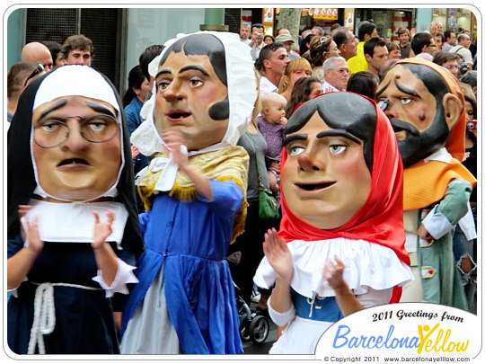 Merce Festival Barcelona