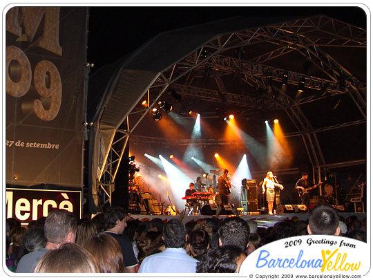 Merce Festival Barcelona BAM festival