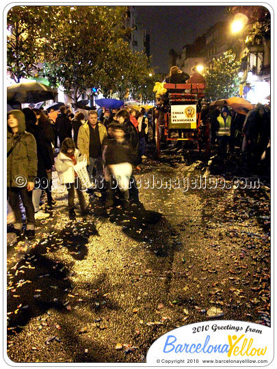 La Festa de Sant Medir  candy festival