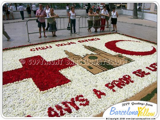 Sitges Corpus Cristi - Flower Carpet Festival