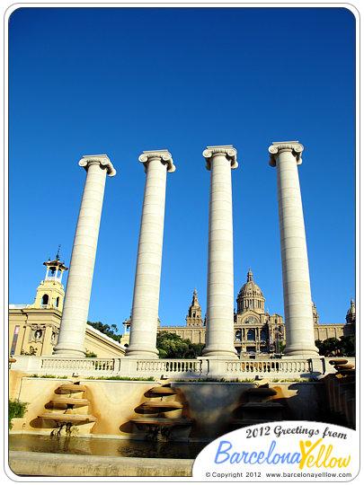 Les Quatre Columnes Barcelona
