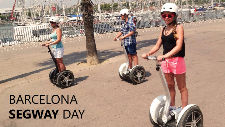Barcelona Segway Tours